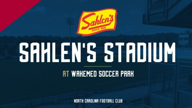 The Sahlen family is staying in NWSL with a naming rights agreement with the Courage and NASL's North Carolina FC.
