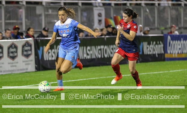 The Chicago Red Stars look for redemption after falling in the NWSL semifinals the past two seasons. (photo copyright EriMac Photo for The Equalizer)
