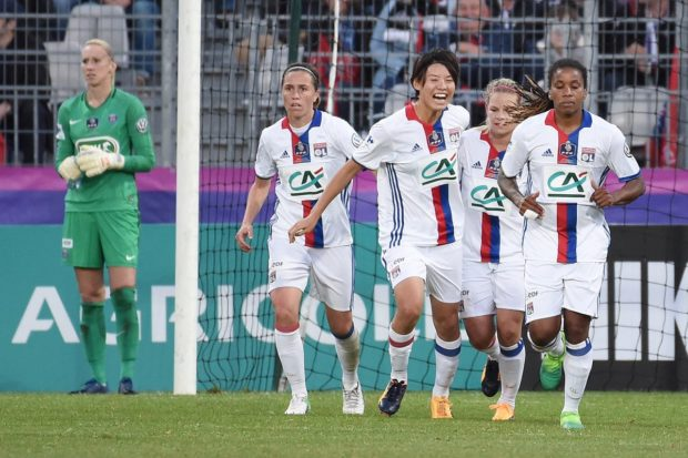 Lyon's dominance of French soccer continued with a French Cup win over PSG to complete a 6th straight domestic double.