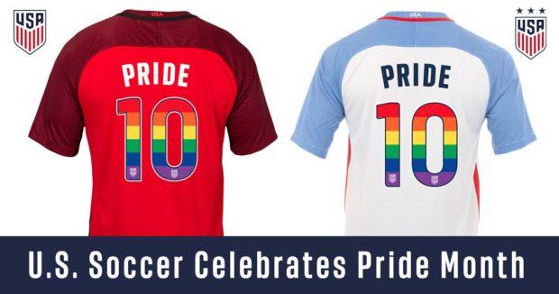 Pride Number Jerseys