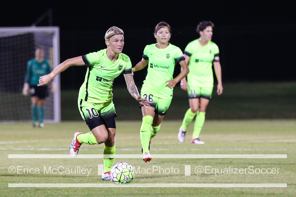 Jess Fishlock may once again be called upon to fill in for Lauren Barnes at center back. (photo copyright EriMac Photo for The Equalizer)