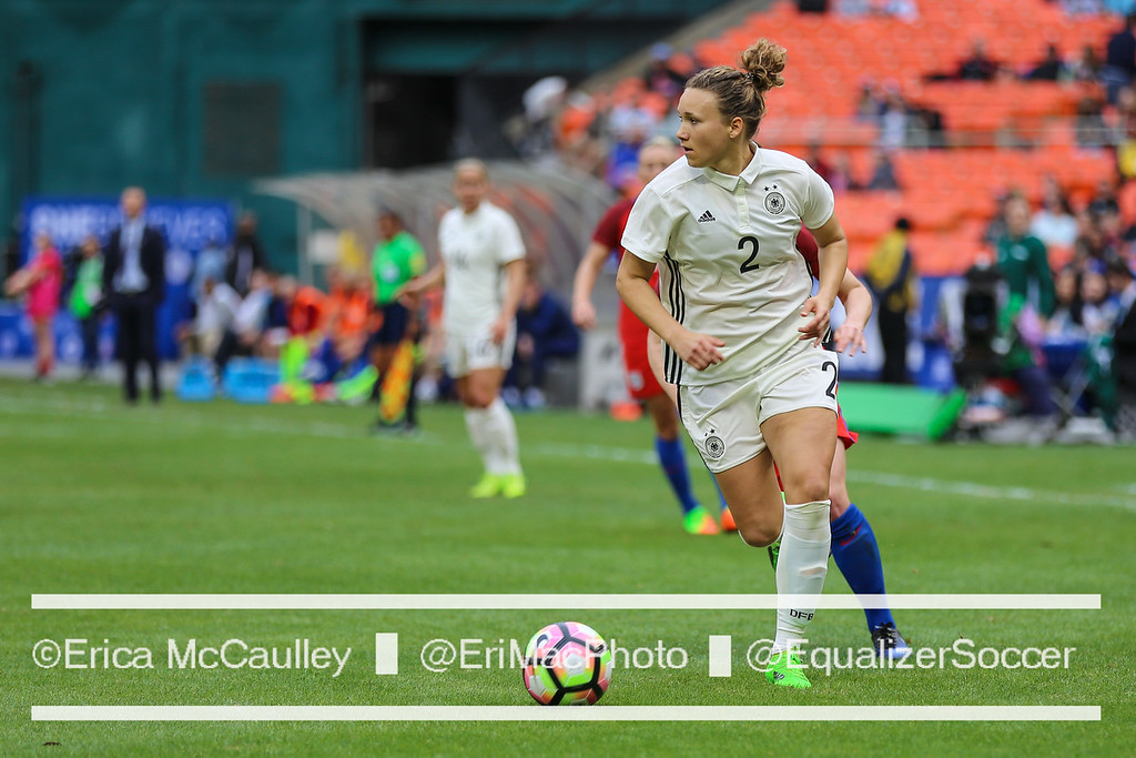 Josephine Henning is the only German to score a Euro 2017 other than from the penalty spot. (photo copyright EriMac Photo for The Equalizer)