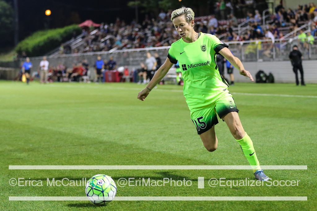 Megan Rapinoe and the Seattle Reign now sit in the 4th position in the NWSL standings through Week 14.