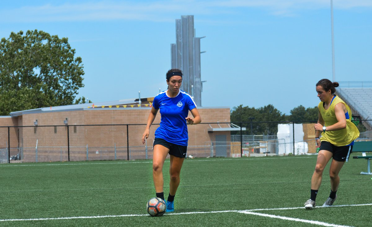Sydney Miramotez has been training with FC Kansas City since preseason.