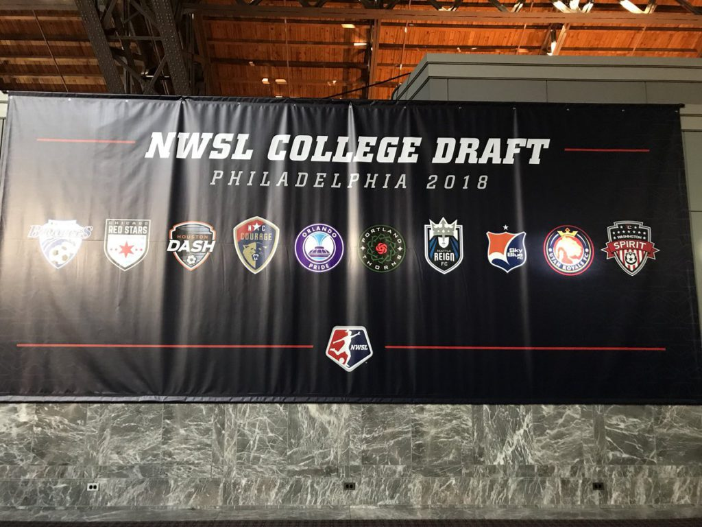 Expanded eligibility rules might make the NWSL College Draft more relevant than ever