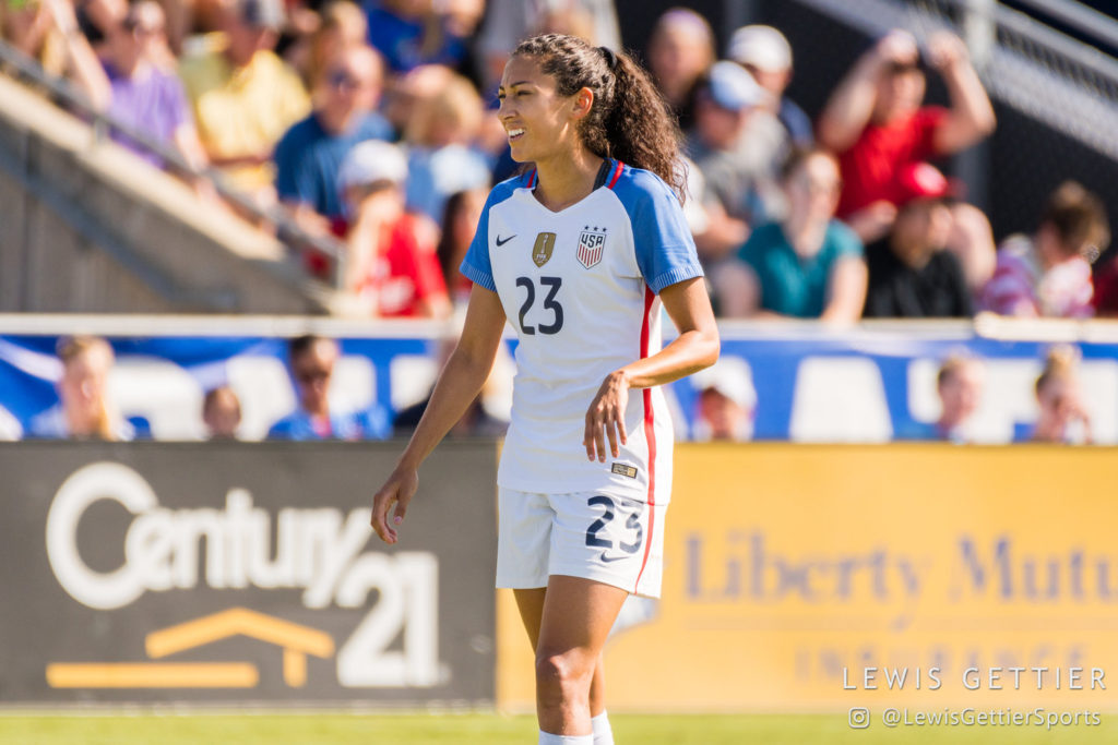 newest 8fe59 7d197 Report: Christen Press won't play for Houston Dash ...