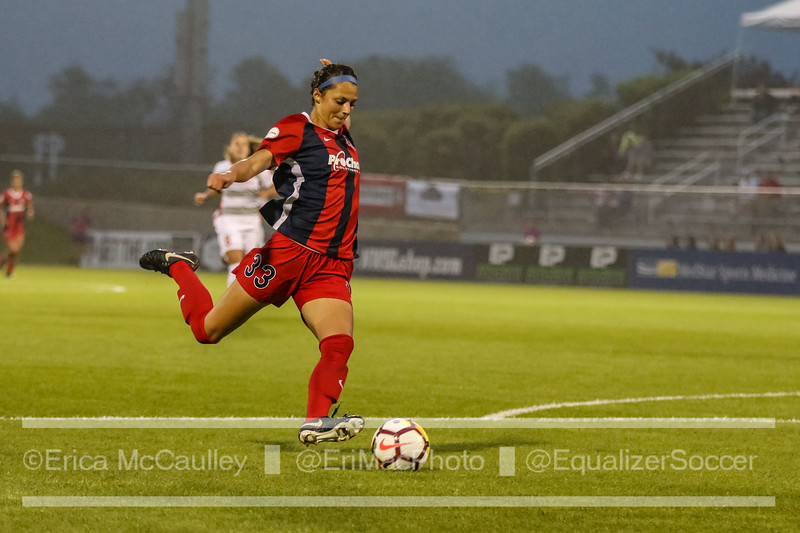 NWSL Saturday: Spirit go top of NWSL with win over Royals