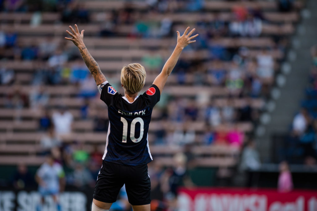 NWSL Sunday: Jess Fishlock bags a game-winner over Chicago