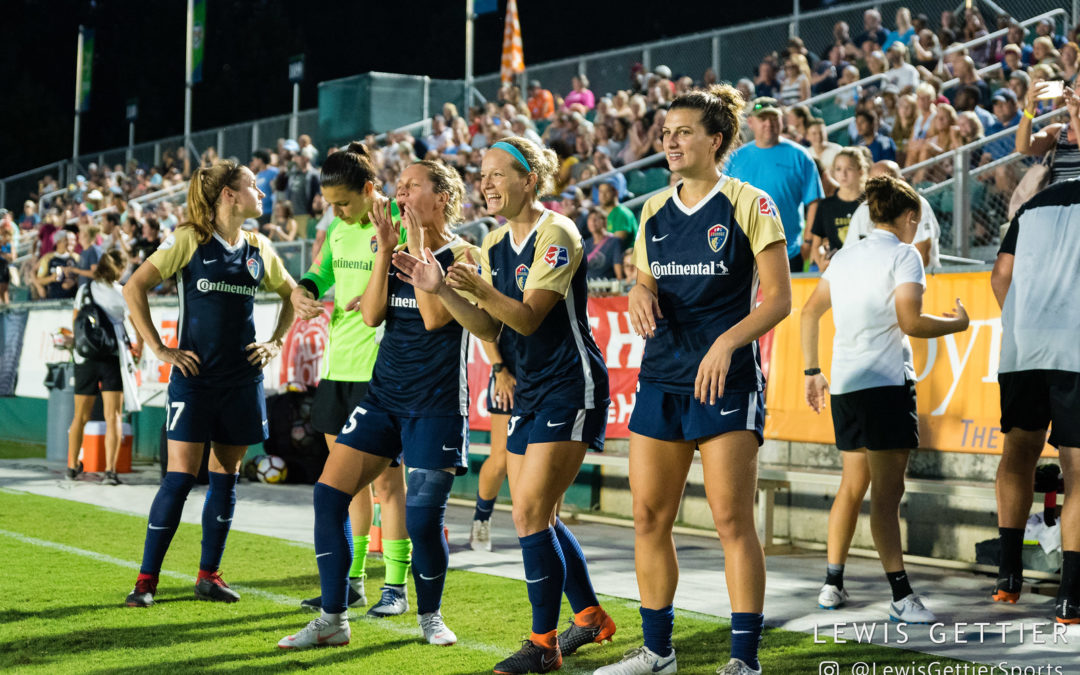 Twenty-four deep: The dichotomy of North Carolina's environment and the NWSL's limiting roster rules