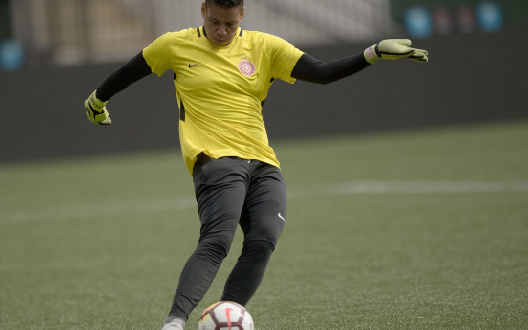 Adrianna Franch repeats as NWSL Goalkeeper of the Year