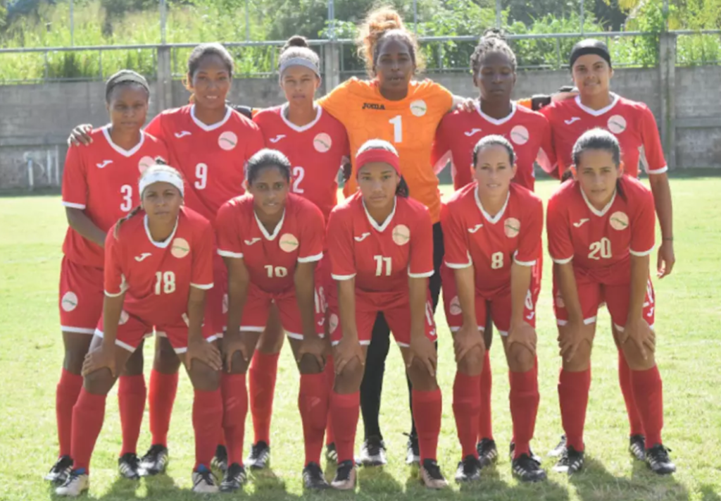 Cuba's first taste of Women's World Cup qualifying coincides