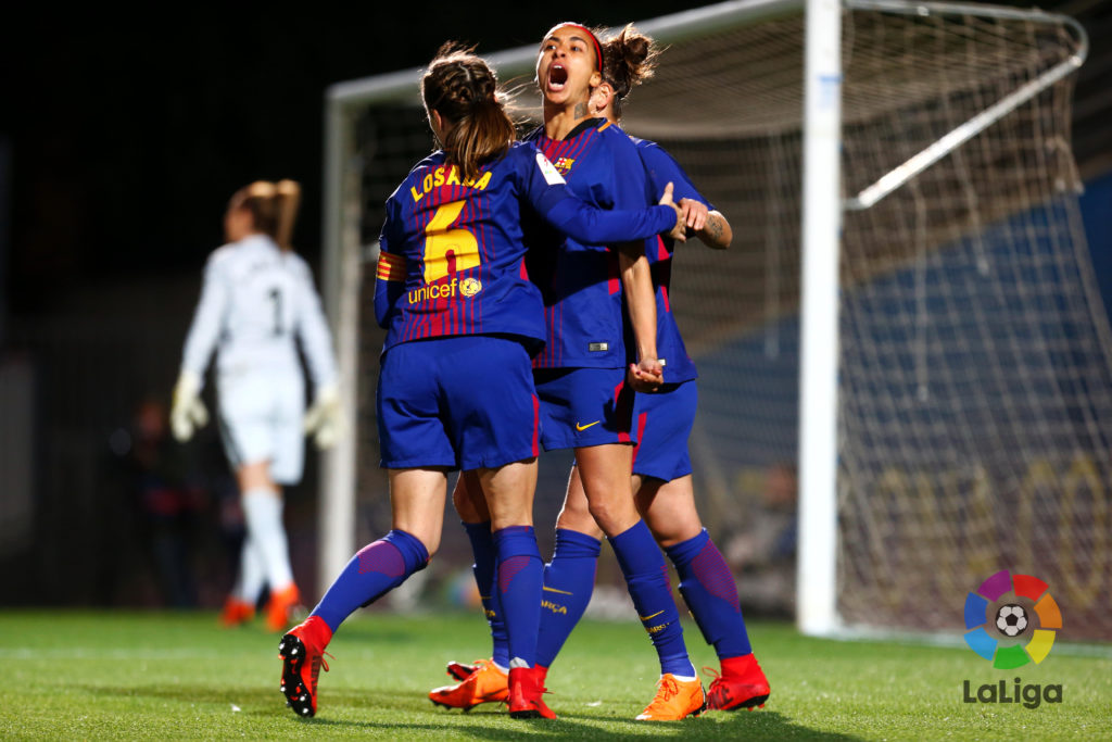 b3961790a Professionalizing women's club soccer in Spain: A conversation with ...