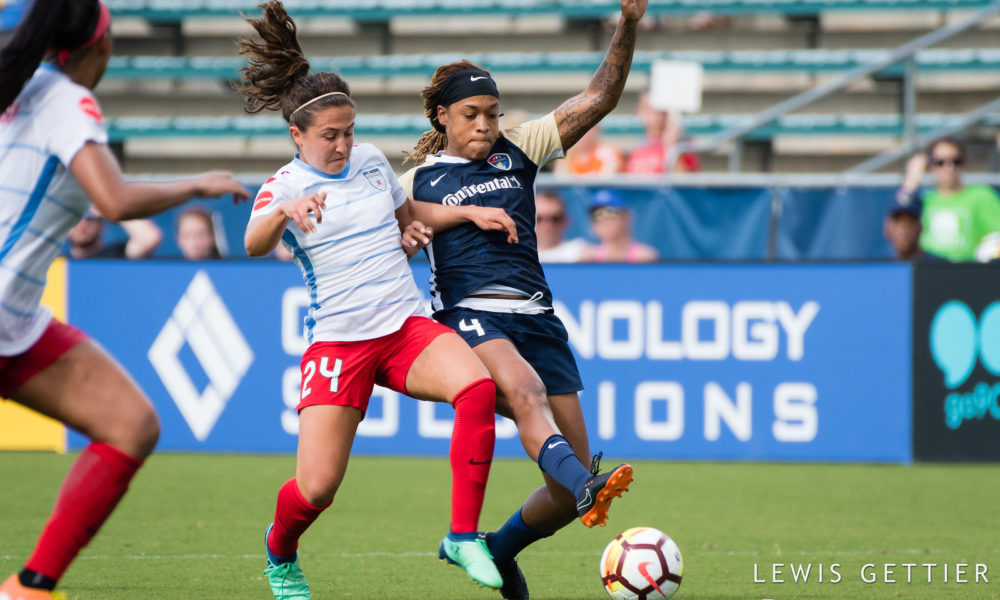Midfielder Danielle Colaprico and forward Jessica McDonald are among a handful of players making their way back onto the scene for the U.S. women's national team ahead of its November friendlies against Portugal and Scotland. McDonald returns to the national team after a stellar 2018 campaign with the North Carolina Courage. She won the NWSL […]
