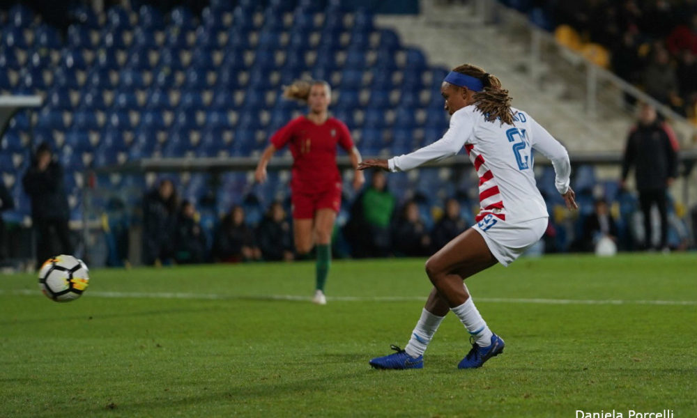 Opportunities sometimes repeat themselves for athletes, and sometimes they present themselves as one-offs, singular moments that can alter the course of a career and a life. Jess McDonald had what may have been one of those moments in the opening half of Thursday's United States women's national team friendly against Portugal. The U.S. triggered […]