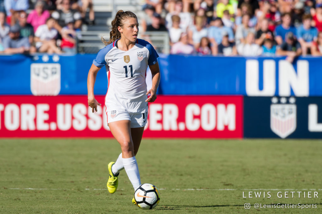 The Italian Job: Alex Morgan's most important goal rescued the USWNT from infamy in 2010