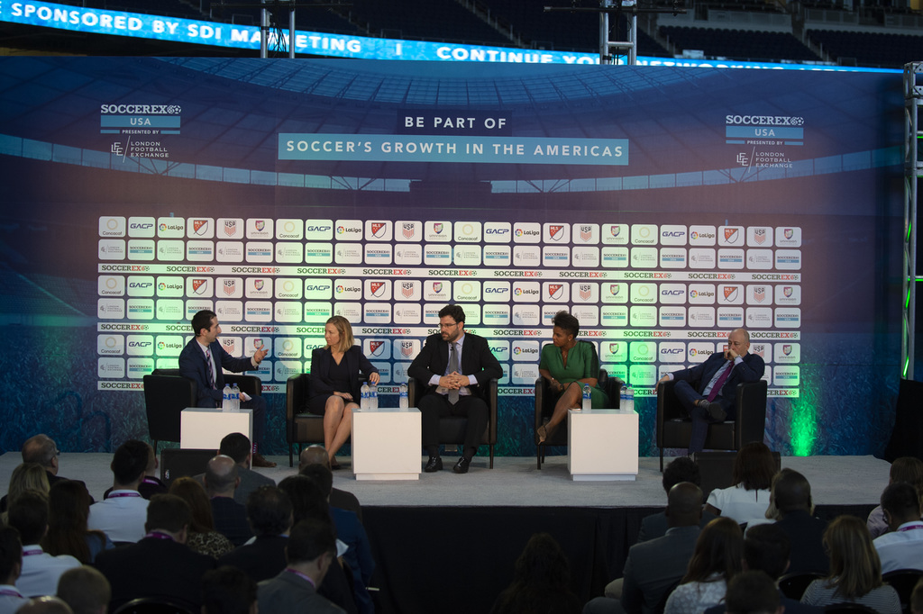 The Equalizer at Soccerex USA 2018: A successful week
