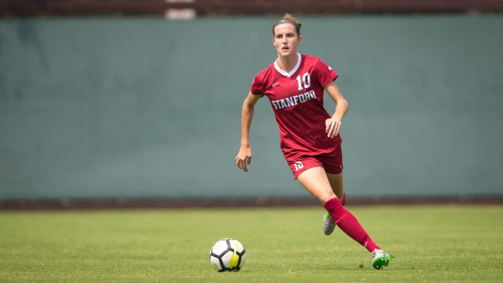 Tierna Davidson declares for NWSL College Draft – Equalizer