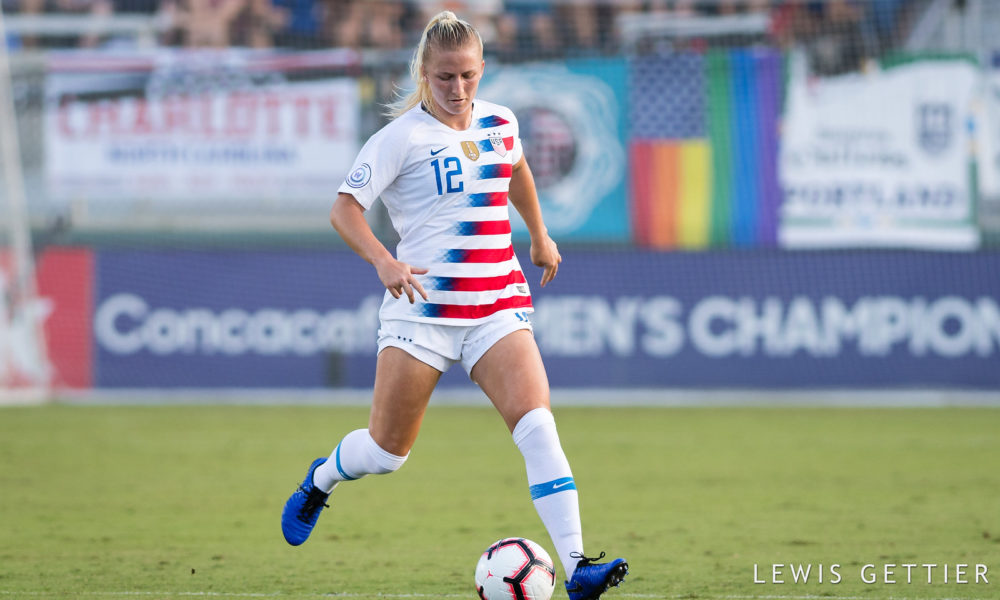 Projecting a USWNT camp with no World Cup players