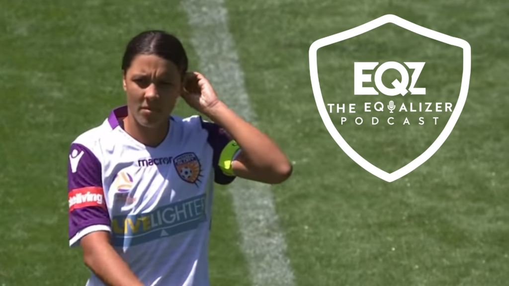 The Equalizer Podcast, Episode 46: Kerr Boom – Equalizer Soccer