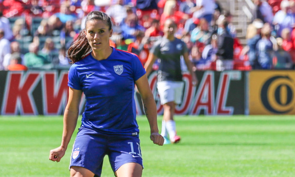 Krieger returns to USWNT as O'Hara continues battle with ankle injury