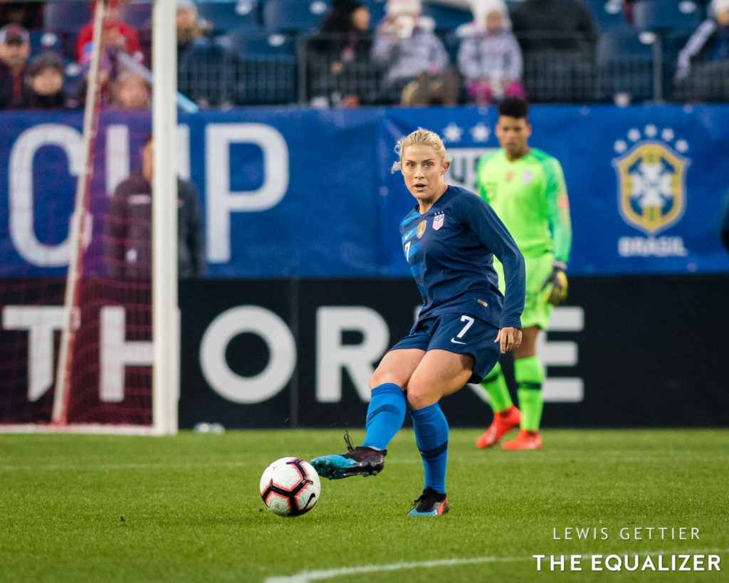 57d4dd1db Lauletta  Reading the USWNT World Cup roster tea leaves after the  SheBelieves Cup