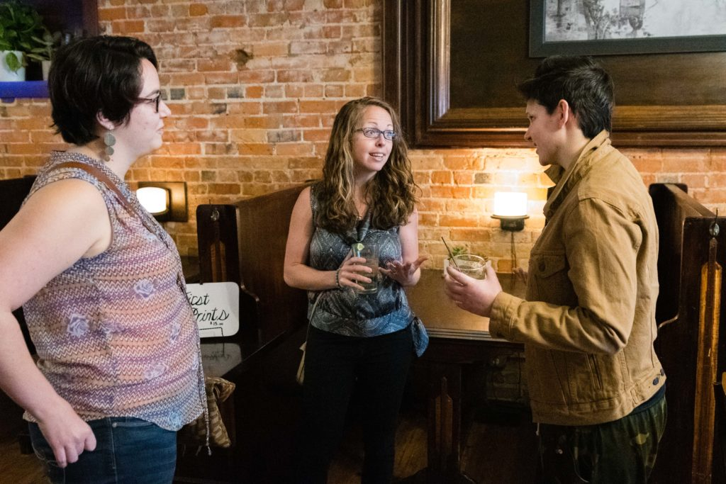 Online dating success women like first