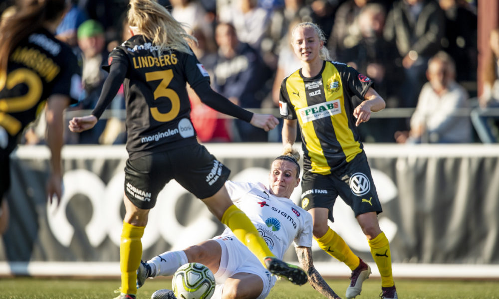 The History Of The Damallsvenskan, And The Challenges