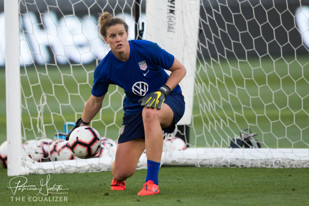 f8316d7acc0 The USWNT goalkeeper questions are entirely predictable – Equalizer ...