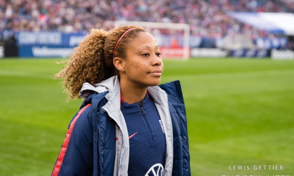Casey Short Hopes To Turn World Cup Roster Letdown Into