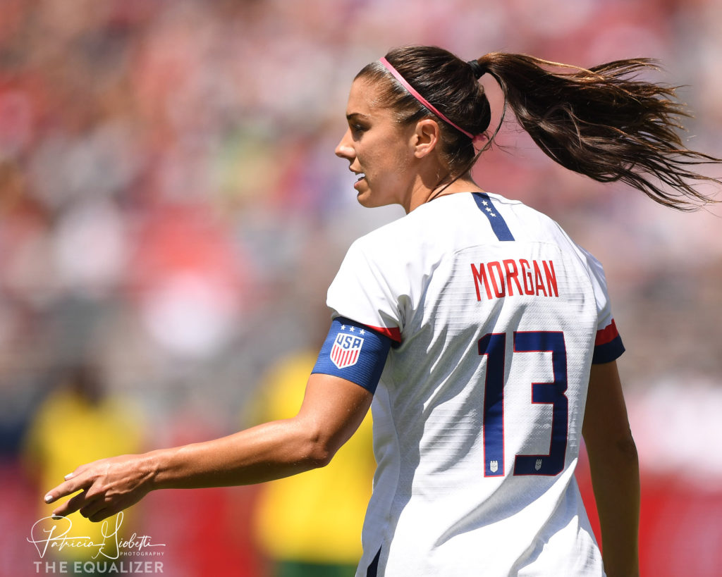 more photos a4fba 289db Alex Morgan is not the player you think she is – Equalizer ...
