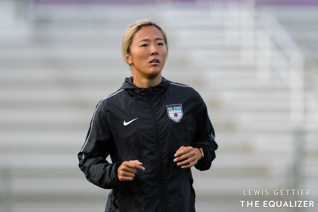 No World Cup, no problem for longtime Japan stalwart Yuki Nagasato – Equalizer Soccer