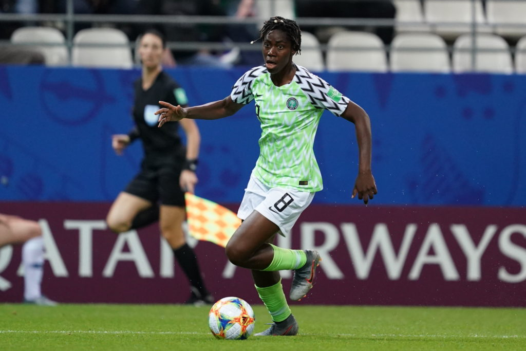 Day 6: Asisat Oshoala and Nigeria find crucial three points over South  Korea – Equalizer Soccer