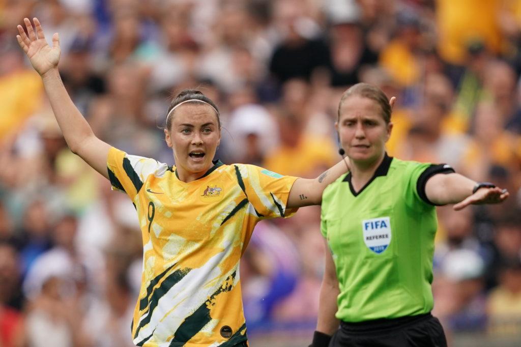 d51ba609280 Australia-Brazil roller coaster exposes a poor Matildas game plan ...