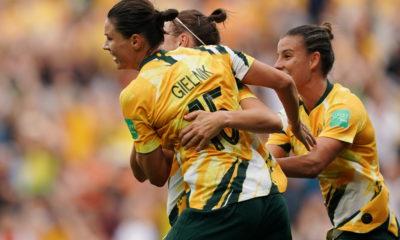 Australia celebration