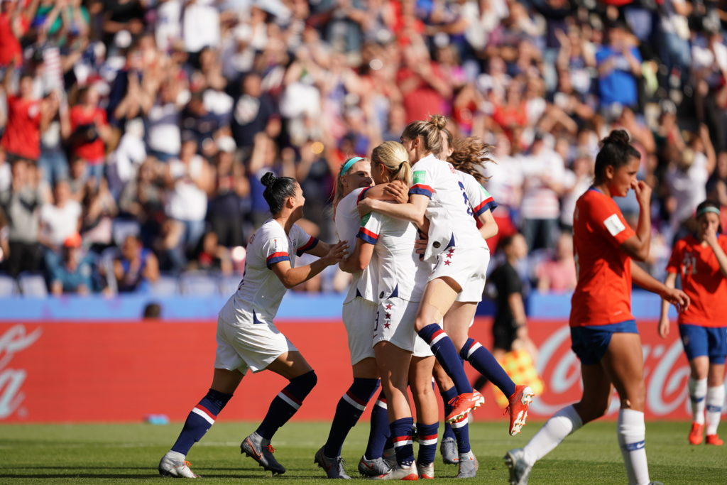 USWNT win over Chile