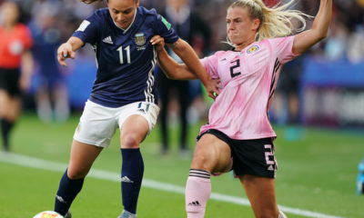 Argentina vs. Scotland