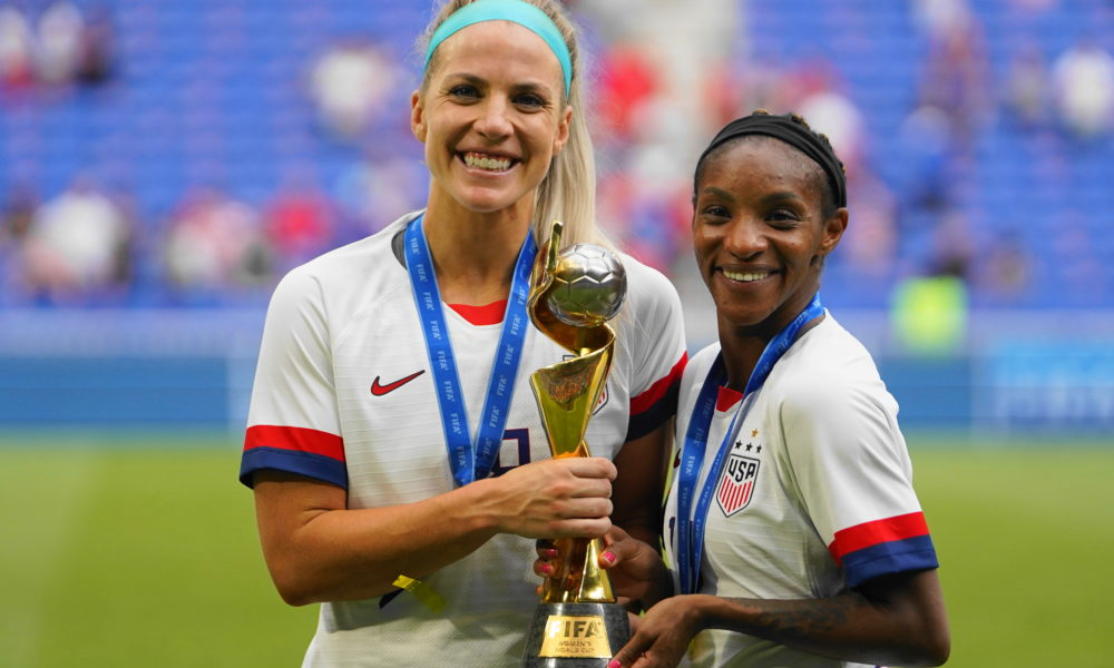 A foundation of the USWNT's World Cup triumph was built in 2012
