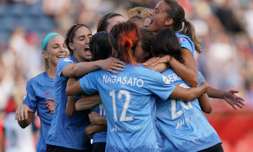 NWSL Sunday: Red Stars pummel Reign