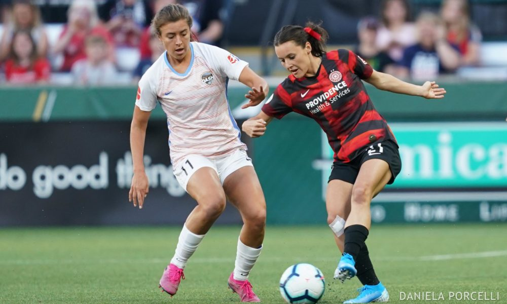 NWSL Sunday: Portland comes from behind at home