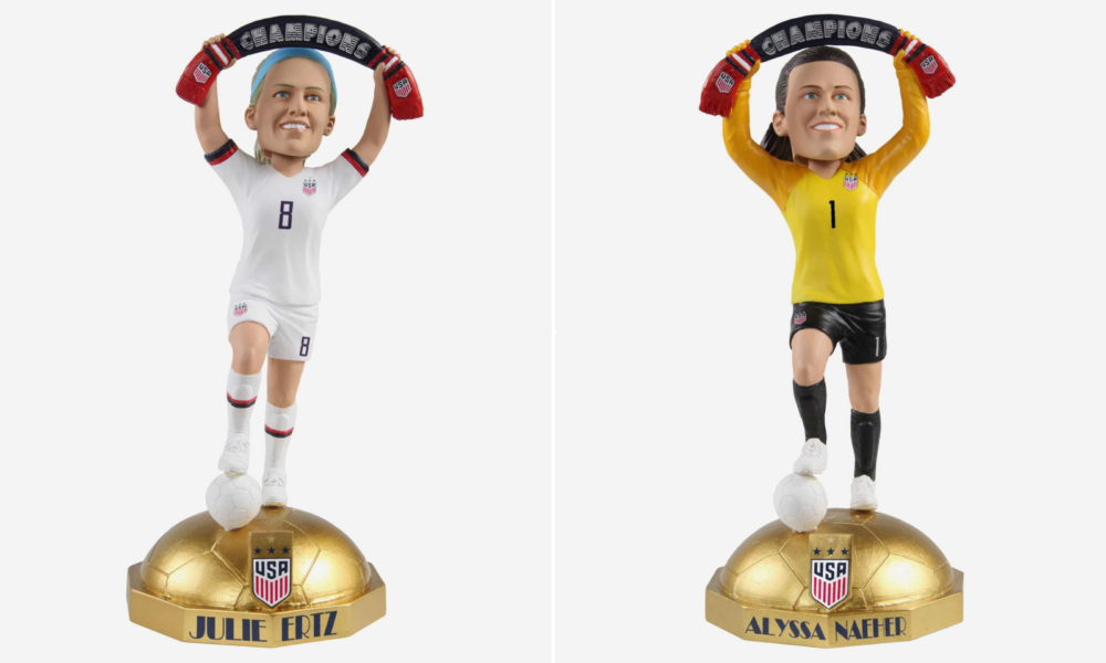 Subscribers: Win a USWNT bobblehead!