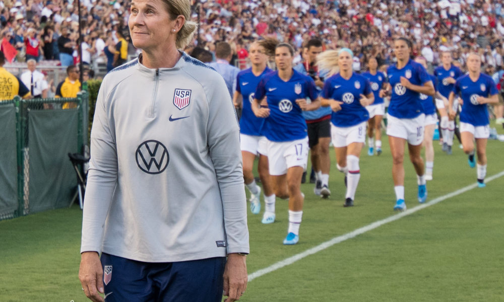 Player input likely to play a key role in USWNT coaching search