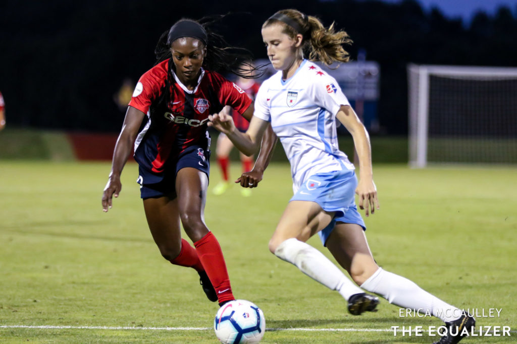 NWSL Saturday: Chicago picks up fifth win a row