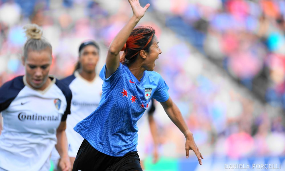 NWSL Saturday: Chicago picks up fifth win a row with win over Washington