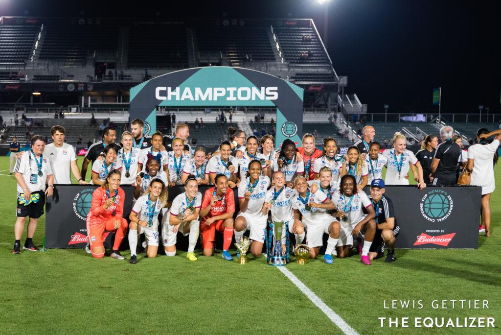 Lyon win