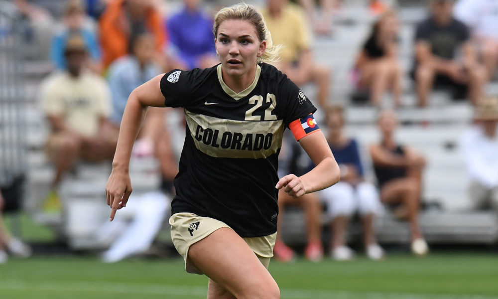 2020 NWSL College Draft Prep: Standing tall