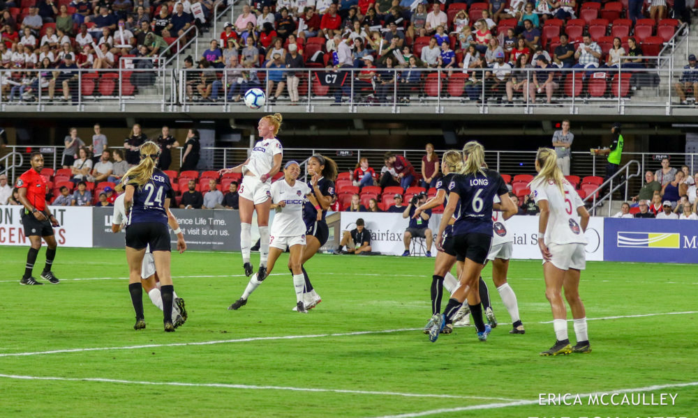 Audi Field, Red Bull Arena and the NWSL's ambitions