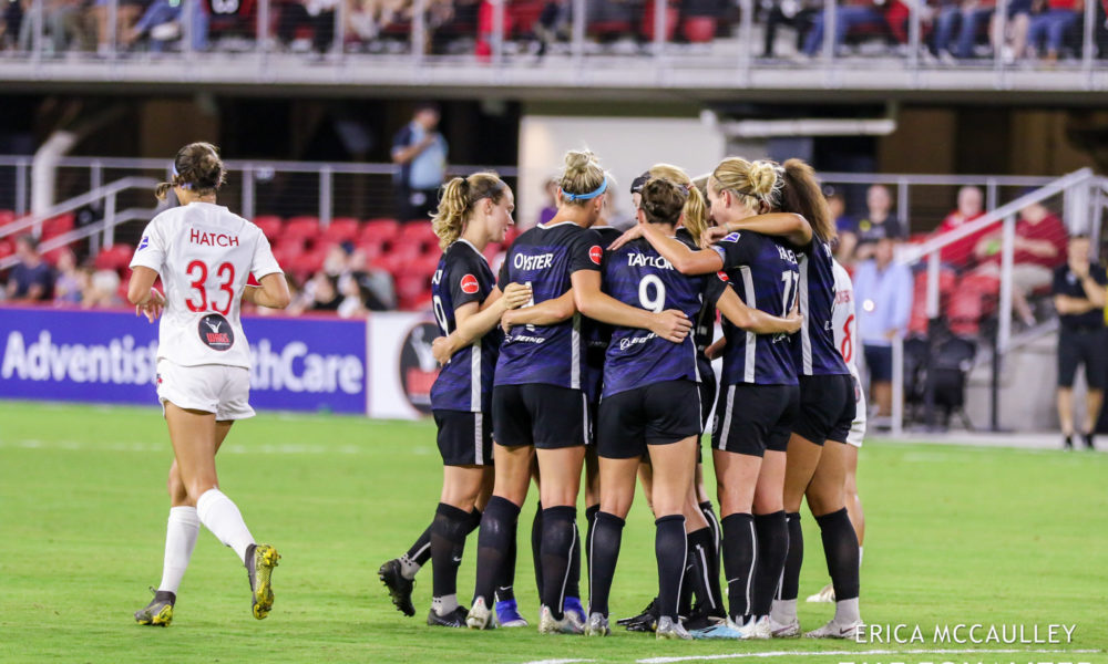 NWSL Sunday: Reign FC clinch final playoff spot with victory