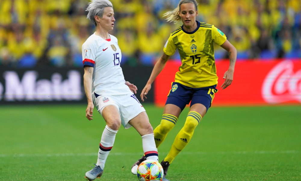 USWNT to host Sweden, Costa Rica for November friendlies