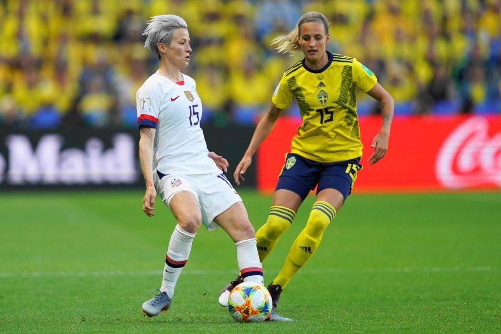 USA vs. Sweden