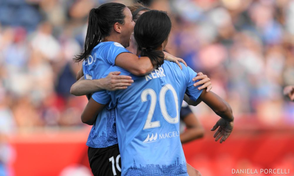 20 thoughts from NWSL Week 20: The duopoly isn't dead, but this is a heck of a race